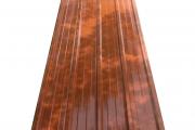 Bingwa Box Profile Glossy Finish Chocolate Brown