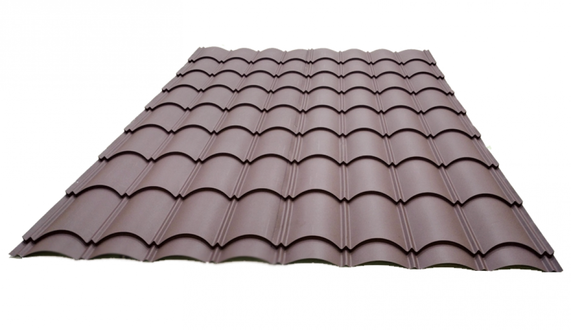 Bingwa Longtile Matte Finish Chocolate Brown