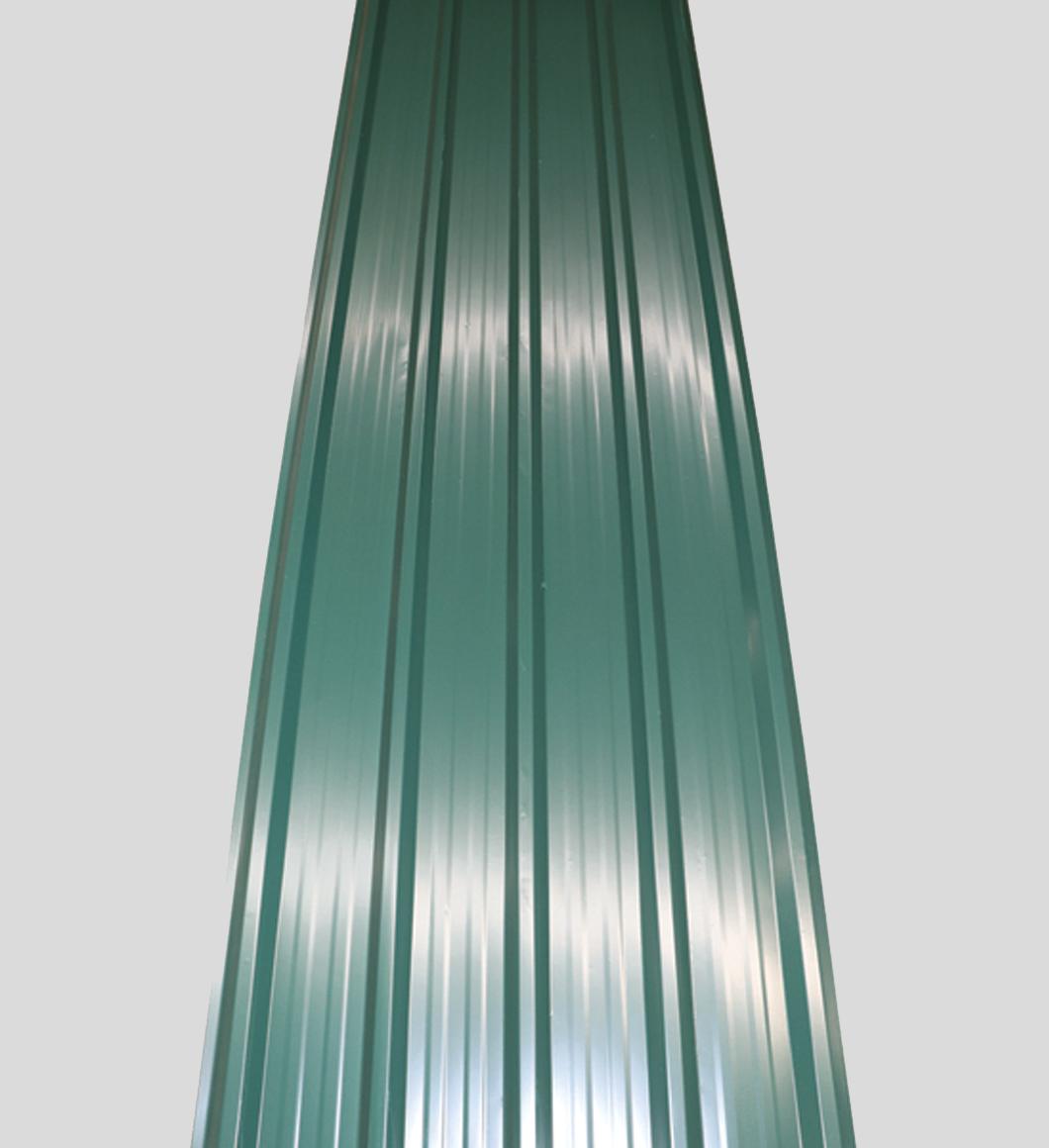 Bingwa Box Profile Glossy Finish, Gauge 30, 1M