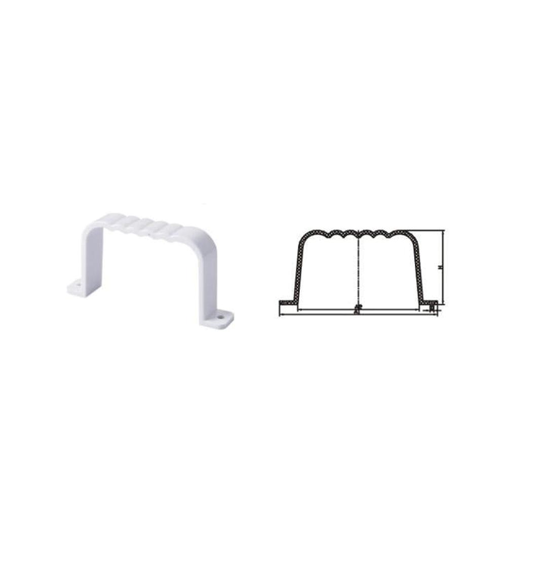 PVC Pipe Clip